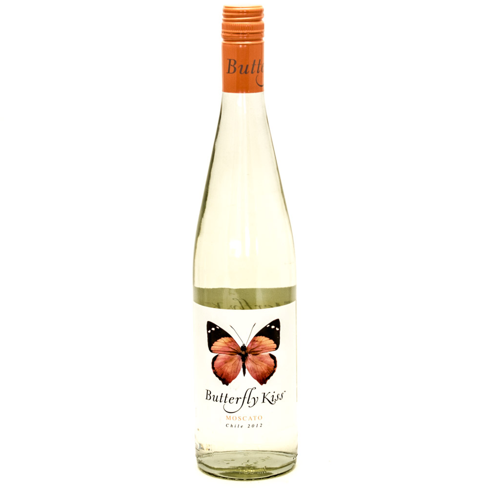 Butterfly Kiss Moscato Chile 2012 10% 750ml