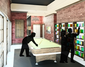 Rendering - Pool Table